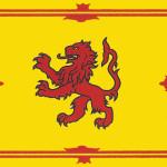 bandiera scozia Jacobite Society