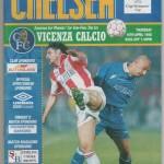 Chelsea - Vicenza Coppa delle Coppe 1998