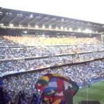 22 Maggio 2010 l'Inter sul podio d'Europa, pazza Inter amala al Bernabeu
