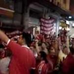 Calcio & musica a Liverpool i tifosi cantano Ring of fire
