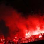 Bayern Munchen ultras in Champions League Final