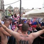 Tatuaggio ultras croazia euro 2012
