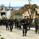 esercito croato in bosnia