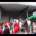 Italiani e spagnoli ad euro 2012