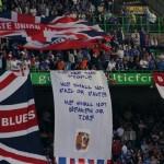 rangers fans celtic park