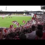 Eintracht Braunschweig, musica di sottofondo e tante bandiere