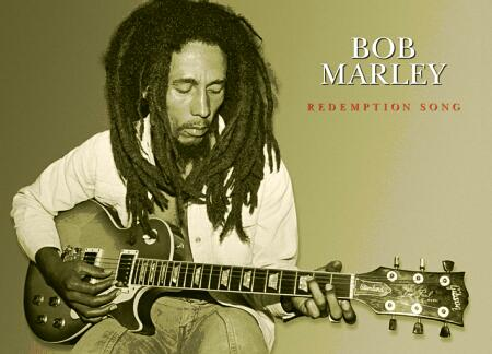 bob marleys redemption song Redemption song is a song by bob marley it is the final track on bob marley & the wailers' ninth album, uprising, produced by chris blackwell and released by.
