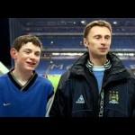 Jimmy Grimble, Manchester City, cinema, calcio e musica di Richard Archer