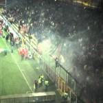 I giornali e la violenza di Inter vs Partizan del 25/10/2012
