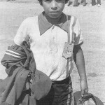 diego armando maradona nel 1973