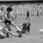 maradona gol del secolo