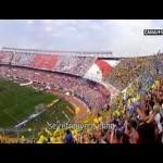 Cantona ed il documentario TV sul calcio argentino, Boca vs River