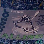 coreografia celtic torino london calling 2013