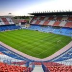 stadio vicente calderon madrid