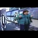 TV e calcio: juventini a Roma, visti da Bruno Sacchi della 3°C