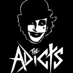 the adicts punk band logo