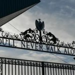 you'll never walk alone gate cancello liverpool