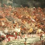 coreografia curva sud roma liverpool 1984