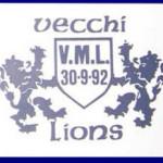 adesivo vecchi lions napoli