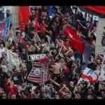Ultras, calcio e musica oi! con i Lumpen ed il Cosenza