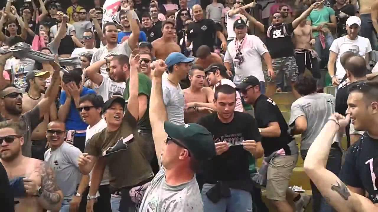 Coro ultras Palermo