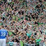 celtic supporter old firm