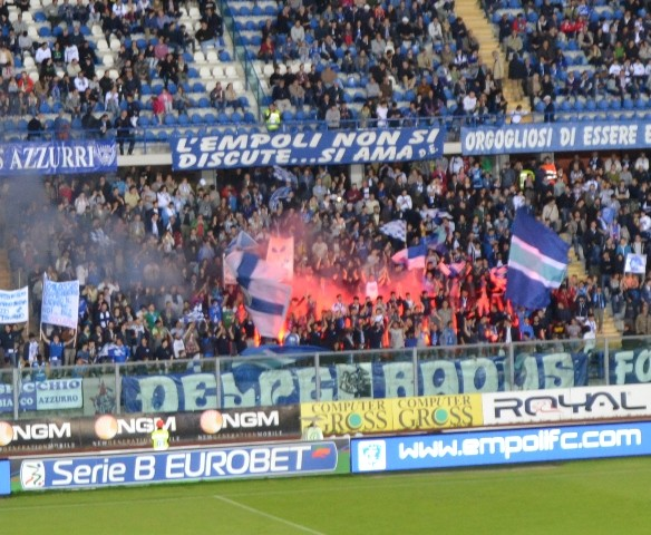 Ultras Empoli Desperados Football A 45 Giri