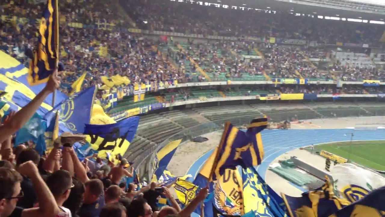 Seguo la squadra del Verona | Football a 45 giri