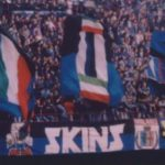 "Inter: striscioni ""skins"" in Curva Nord"