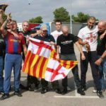 Barcellona: skinheads