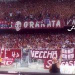 Torino: Fabio il Nero sotto la Curva Maratona