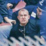 Lazio: skinhead negli scontri al San Paolo di Napoli 90's
