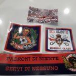 "Genoa: adesivi ""Skinheads 85"""