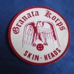 Torinno: adesivo Garanata Korps, anni 80