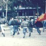 Roma: skinhead negli scontri a Napoli 1987/88