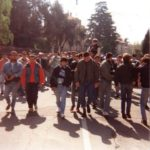 Lazio: uno skin tra gli Irriducibili a Bergamo nel 1988