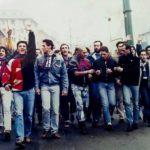 Genoa: Skinhead tra gli ultras in corteo