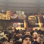 Roma: bandiera MODS allo Juventus Stadium