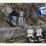 Cassino: Vespisti ed ultras