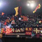 coro curva sud roma